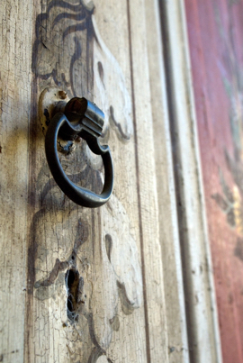 90 Particolare porta