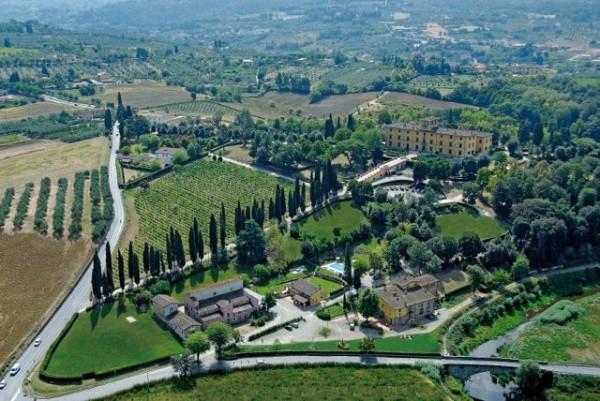 Villa Castelletti Hotel Eventi Congressi Complesso-2